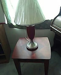 brown and white table lamp Pasco, 99301