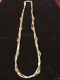 Navajo liquid silver necklace Silver Spring, 20904