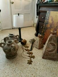Home decor items,picture,lamp Tampa, 33613