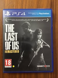 The Last Of Us Remastered Ps4  Derince, 41900