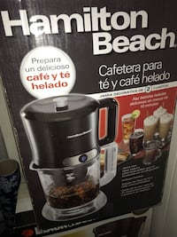 Hamilton Beach coffee maker box Jacksonville, 28540