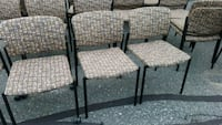 STACKABLE CHAIRS (((( $25 EACH ))) Forest Hill, 21050