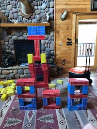 Blue, red, and green plastic toy Sevierville, 37876