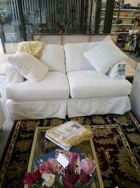New white loveseat Martinsburg, 25401