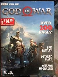 God of War Manual