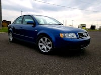 2004 AUDI A4***LOW KMS*** 545 km