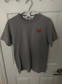 CDG Grey Crew Neck 561 km