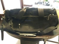 black and gray leather bag Tucson, 85757