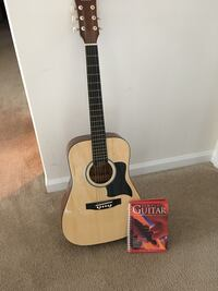 Simple Guitar - Great for a beginner - strings are made of steel  Woodbridge, 22192