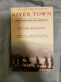 River Town Two Years On The Yangtze By Peter Hessler Falls Church, 22043