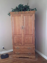 brown wooden cabinet with drawer Lakewood, 90713