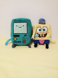 Adventure time beemo peluche toy