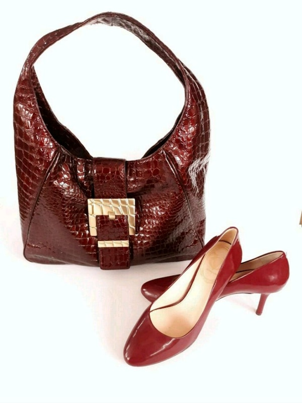 Michael Kors Purse with Vince Camuto Shoes (6.5)