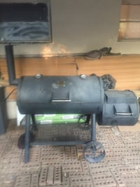 black and green gas grill Balch Springs, 75180