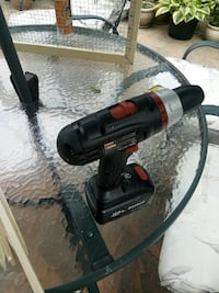 black and green Bosch corded power tool Coquitlam, V3K 6M9