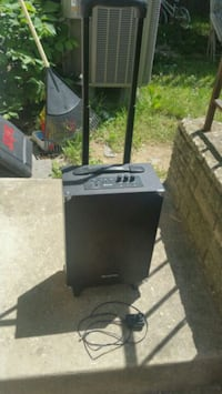 black and gray electric grill Capitol Heights, 20743