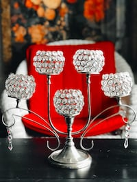 Bling Candle Holder