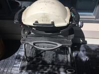 Weber bbq comes with stand ready to go 150obo needs a good clean Burnaby, V5C 0G6