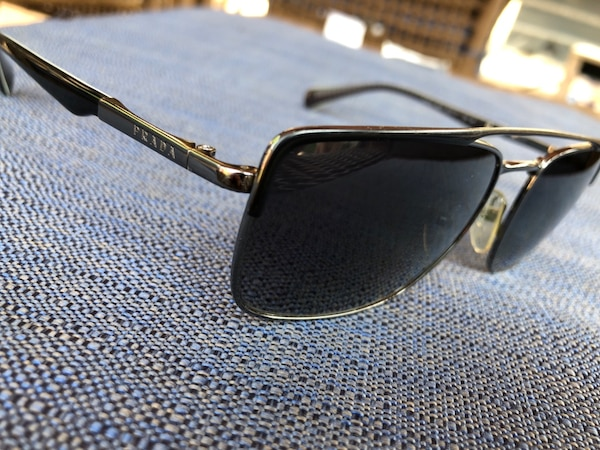 e5a044b840 Used prada prz used sunglasses for sale in Chicago - letgo