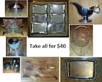 Silverware (Take all for $40) Mississauga