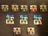 SPINNERS-GLOW in Dark Stress Release Therapy (5 +years) $25.00 All 10 or $3.00 Each  Bridgeport, 06610