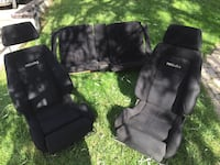 Recaro seats Richmond Hill