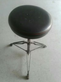 Adjustable seat first act from drum set