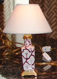 SMALL ACCENT LAMP  Rockville, 20853