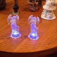 LED color changing angels Knoxville, 37922