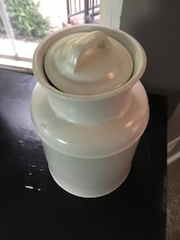 McCoy Pottery Collectible Ceramic Canister  537 mi