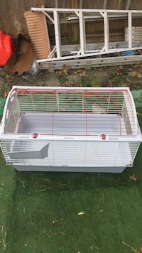 Rabbit cage, small animal cage