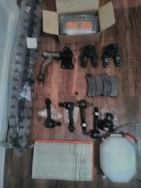 91-92 Nissan pathfinder parts. New