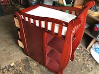 BABY CHANGING TABLE , GOOD CONDITION, PERFECT FOR THE NEW PARENTS , $20 Quakertown, 18951
