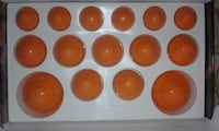 set of 15 cuppings for cupping cups infrared Toronto