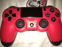 Red sony ps4 dualshock controller Chattanooga, 37405