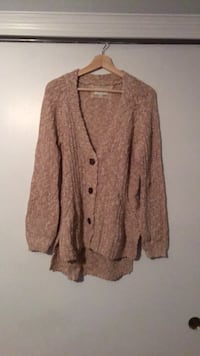 Angel of the North Sweater Cardigan