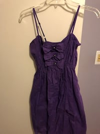 Purple Bow Dress Brookeville, 20833