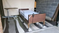 TWIN SIZE adjustable electric medical bed. DELIVERY AVAILABLE