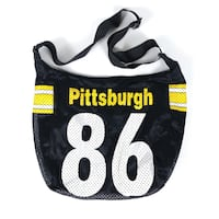 OBO - Pittsburgh 86 Jersey Handbag Purcellville