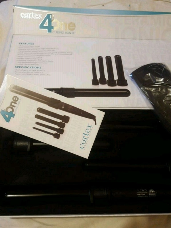 4 in 1 curling iron