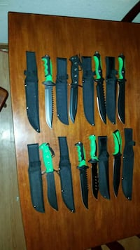 hunting knife 20.00 each Ceres, 95307