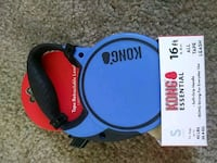 Tape Retractable leash 16ft KONG brand new!