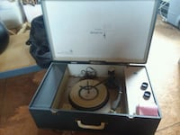 Working Record Player