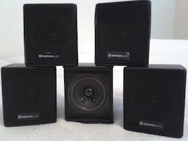Kronos home theater surround system