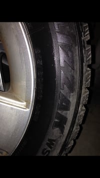 16 inch Ford Rims. (5 bolt) with blizzak winter tires. Innisfil, L9S
