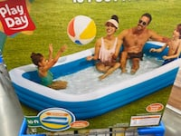 Pool for family (brand new in box).