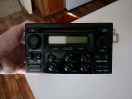 CD player out of a 2000 Honda accord