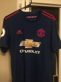adidas Manchester United 16/17 away jersey Knoxville, 37916