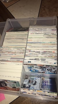 Assortment of old and new topps  cards  Tucson, 85746