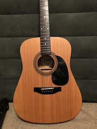 Beginners acoustic guitar